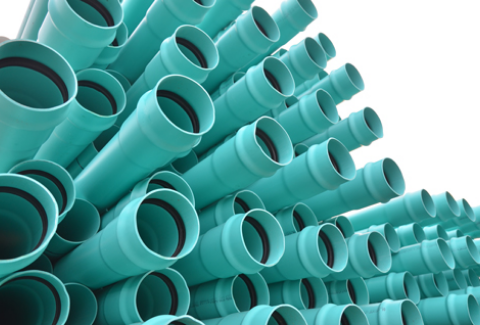 PVC pipes & pipe fittings